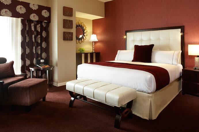 Intercontinental montr al hotel in montreal for Chambre de la jeunesse montreal