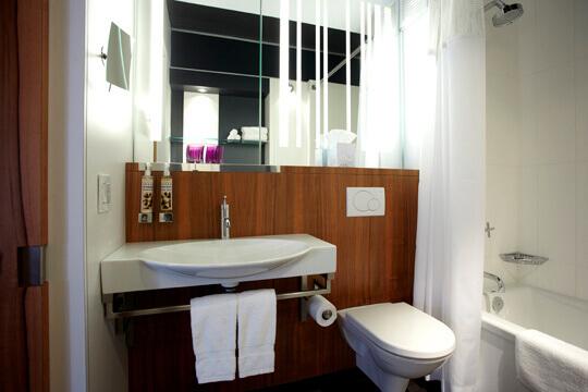 Hotel-ALT-Griffintown-Salle-de-bain