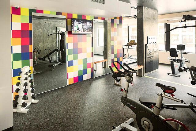 Salle-de-Gym-ALT-Hotel-Griffintown-Montreal