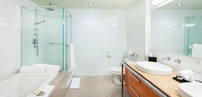 hotel-le-crystal-salle-de-bain