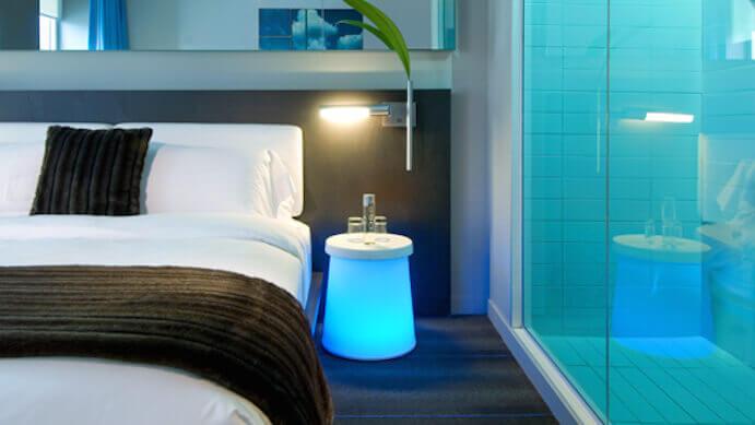 W hotel montr al hotel in montreal for Chambre de la jeunesse montreal