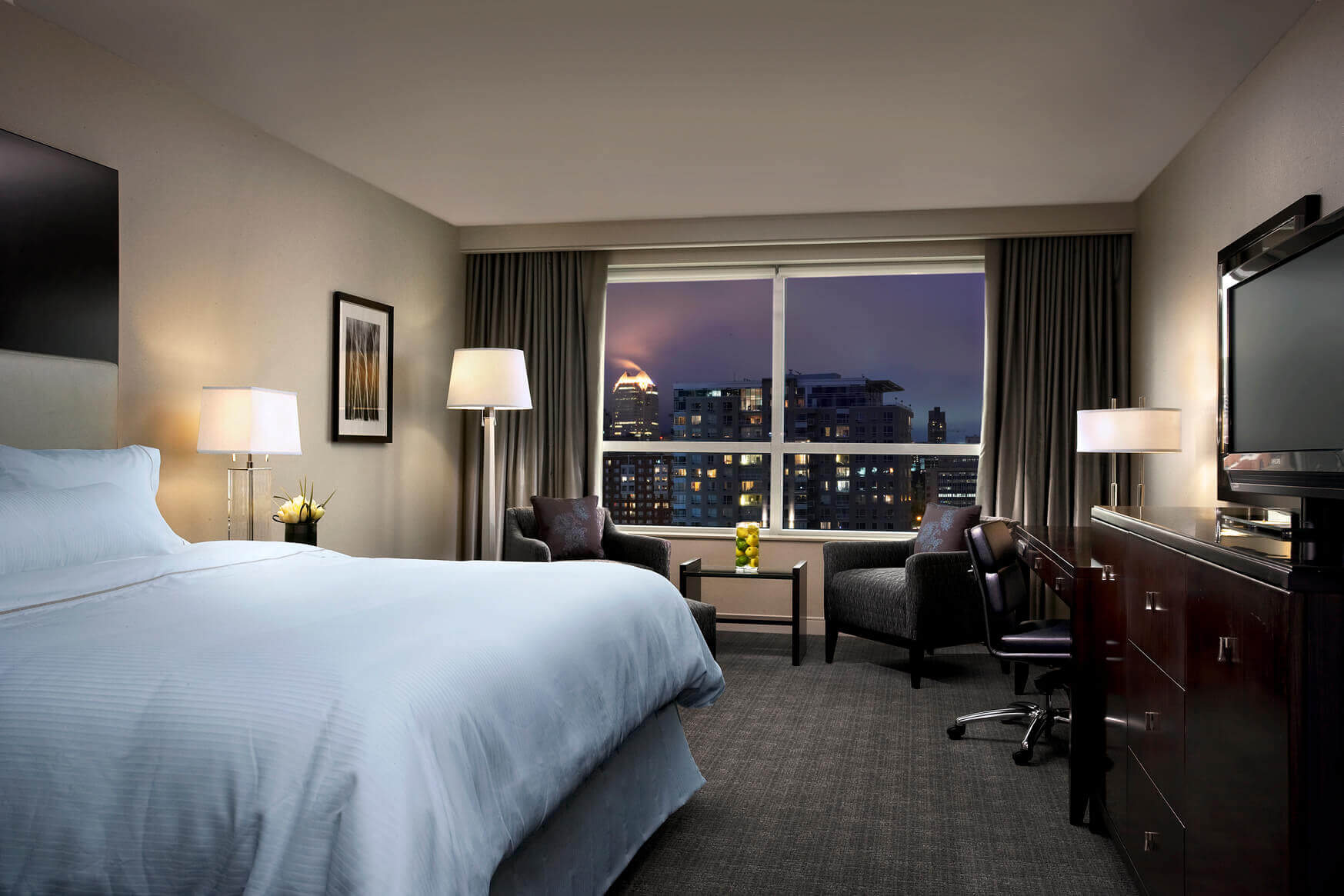 Westin montr al hotel in montreal for Chambre jeunesse montreal
