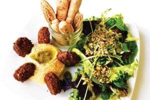 La Panthère verte, restaurant vegan Montréal