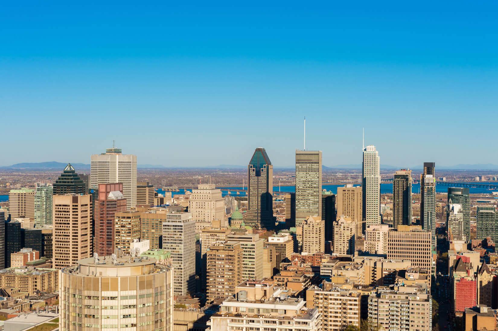 Hotel in Montreal Guide du quartier Centre-ville
